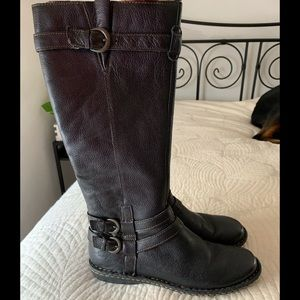 Born Women's Wide tall boots